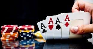 Покер в Италии