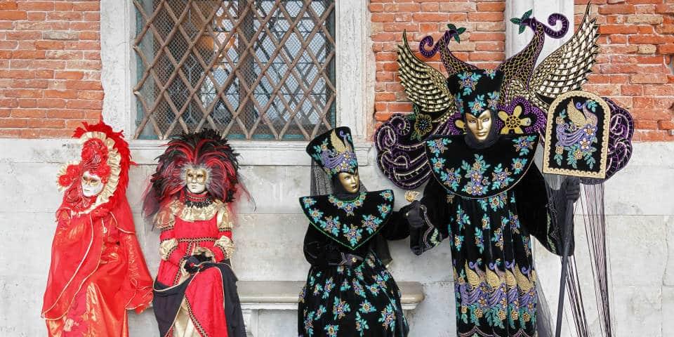 Когда в Венеции карнавал