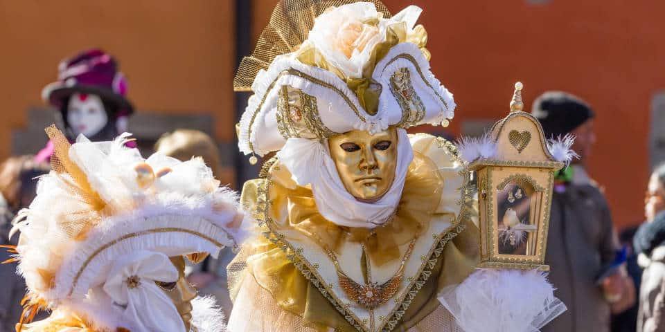 Маскарад и карнавал в Венеции