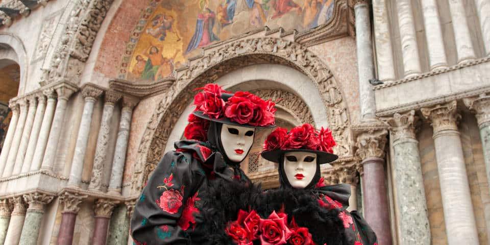 Венецианская Дама