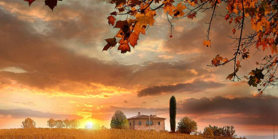 Вилла в Италии
