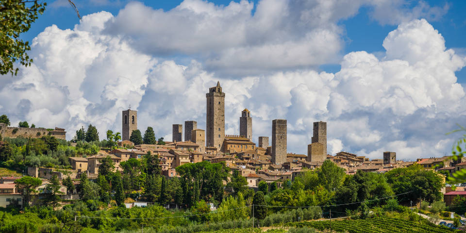 Архитектура Тосканы