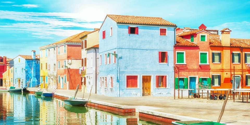 Самый красивый остров Венеции