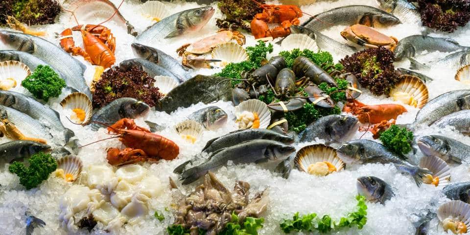 Рыба в Италии