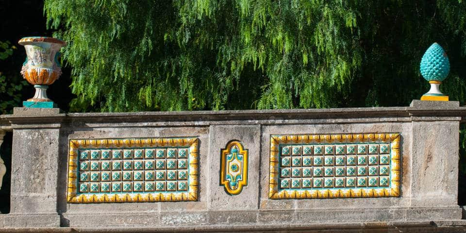 Сицилийская керамическая плитка
