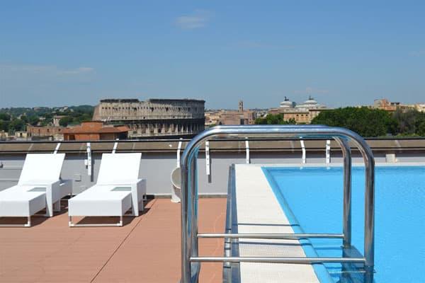 Отель Mercure Roma Centro Colosseo