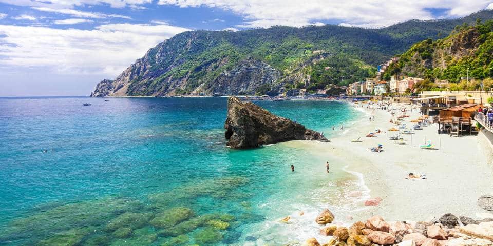 Какие пляжи в Монтероссо
