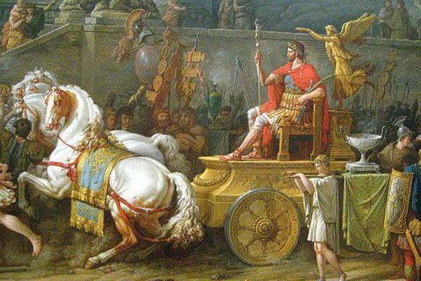 Колонны Рима - Триумф