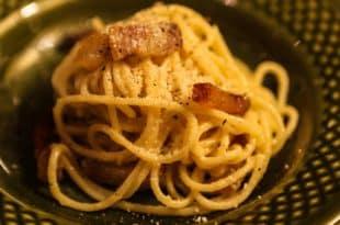 Классический рецепт спагетти карбонара