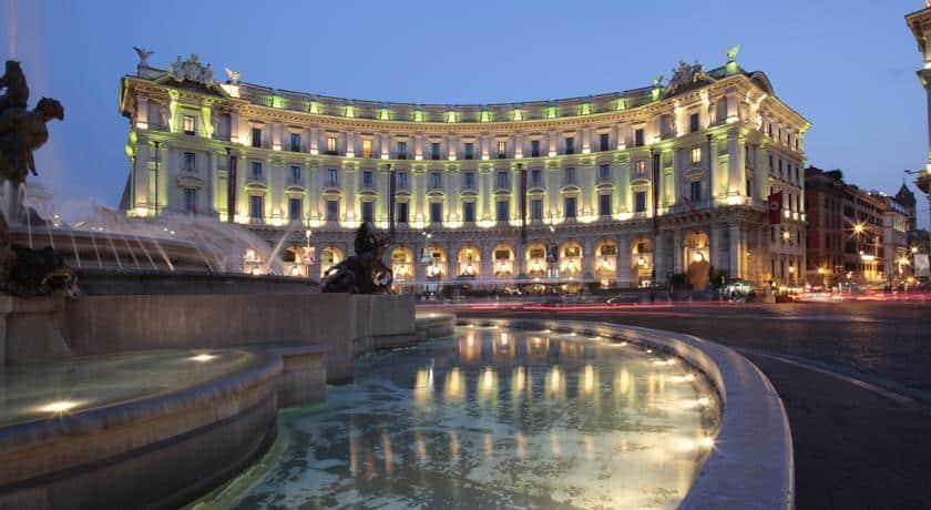 Boscolo Exedra Roma