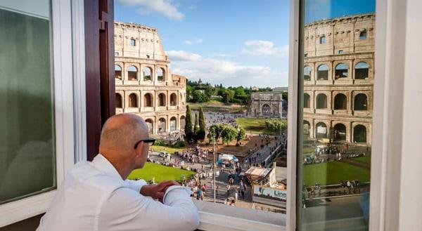Rome-Unique-Colosseum-Apartments