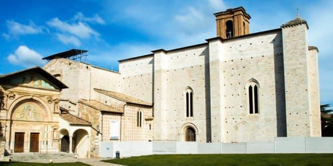 Церковь святого Франциска в Перудже