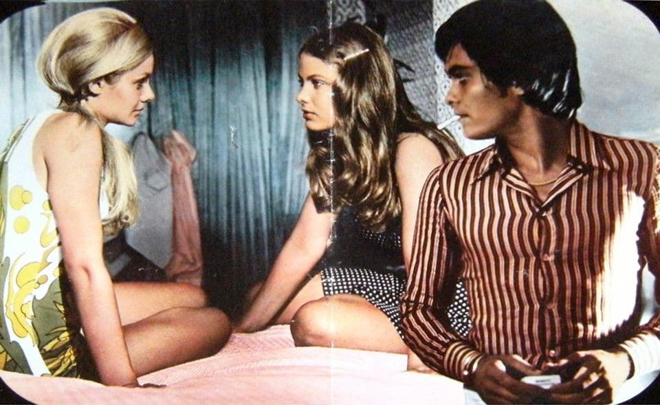 Фильм предбрачный опыт 1972 год Орнелла Мути и Алессио Орано