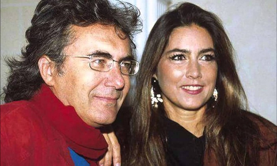 Аль Бано и Ромина Пауэр знакомство