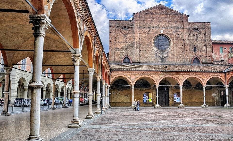 basilica dei Servi di Maria