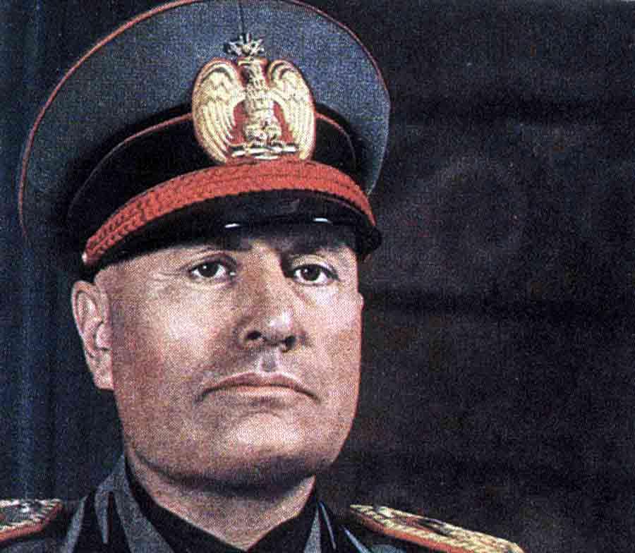 Бенито Муссолини политическая деятельность
