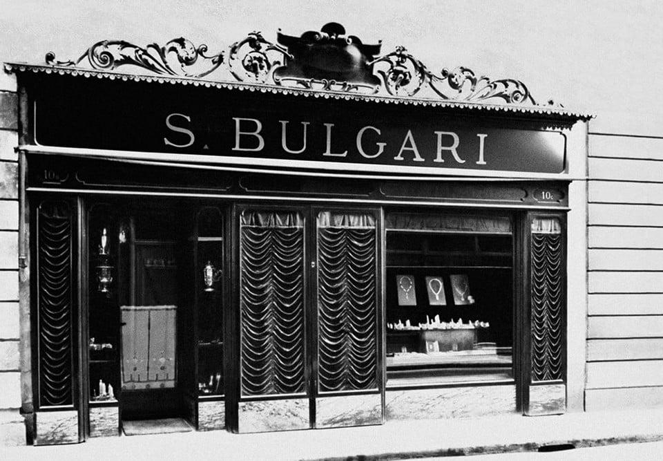 bulgari история