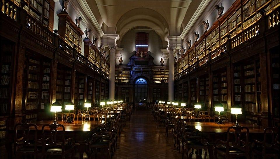 музей Палаццо Поджи в Болоньи