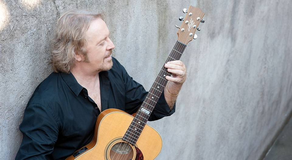 Умберто Тоцци гитарист