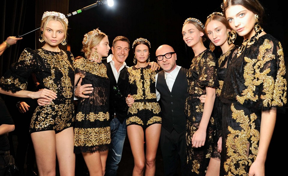 the history of dolce and gabbana Today, the influential designers domenico dolce and stefano gabanna are each facing up to 20 months in prison on some very eyebrow raising tax allegations.