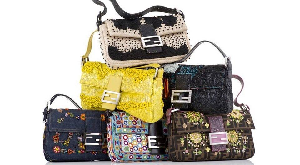 сумки Baguette представлены в 1997 году на неделе моды в Милане
