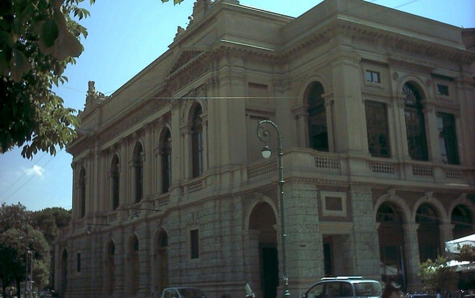Театр Доницетти