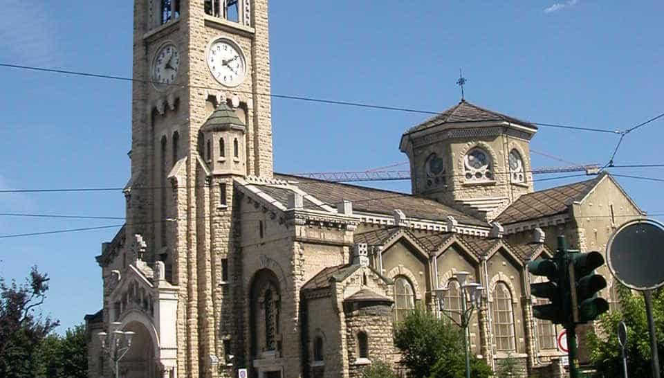Церковь Святой Риты