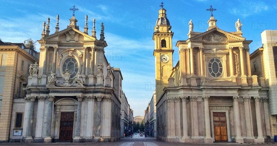Церкви-близнецы