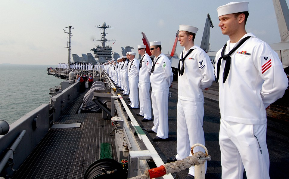 военно-морские силы