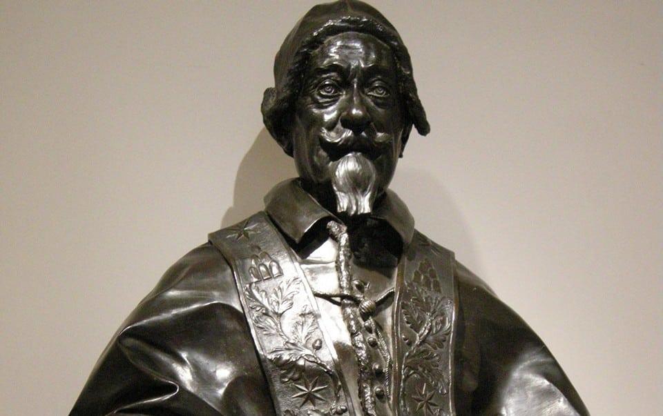 Бюст Александра VII