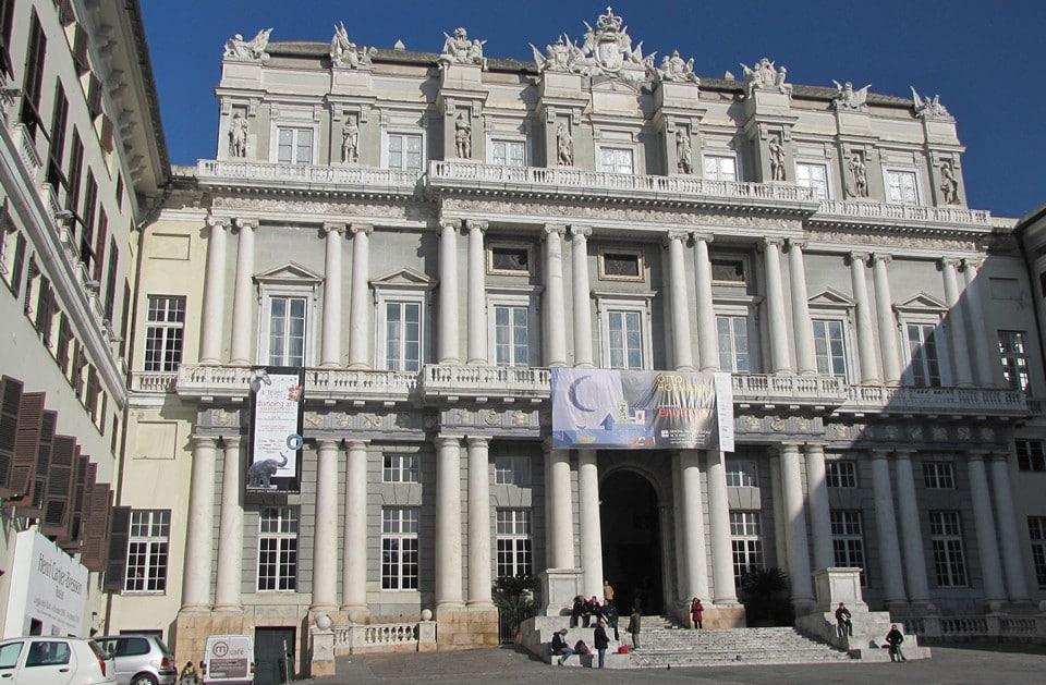 Герцогский дворец (Palazzo Ducale)