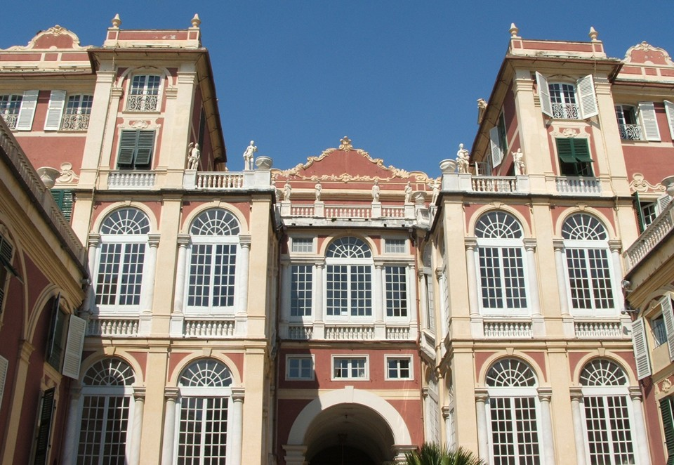 Дворцы Ролли (Palazzi dei Rolli)