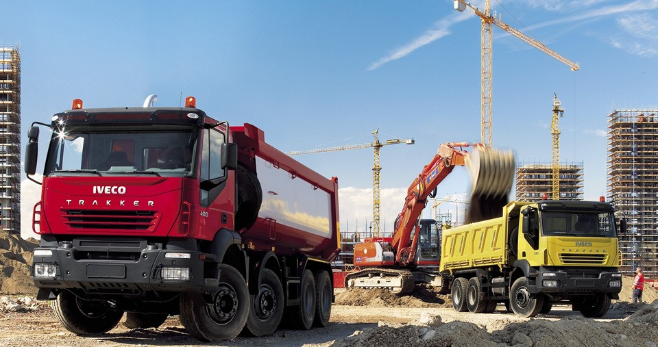 грузовые автомобили Iveco