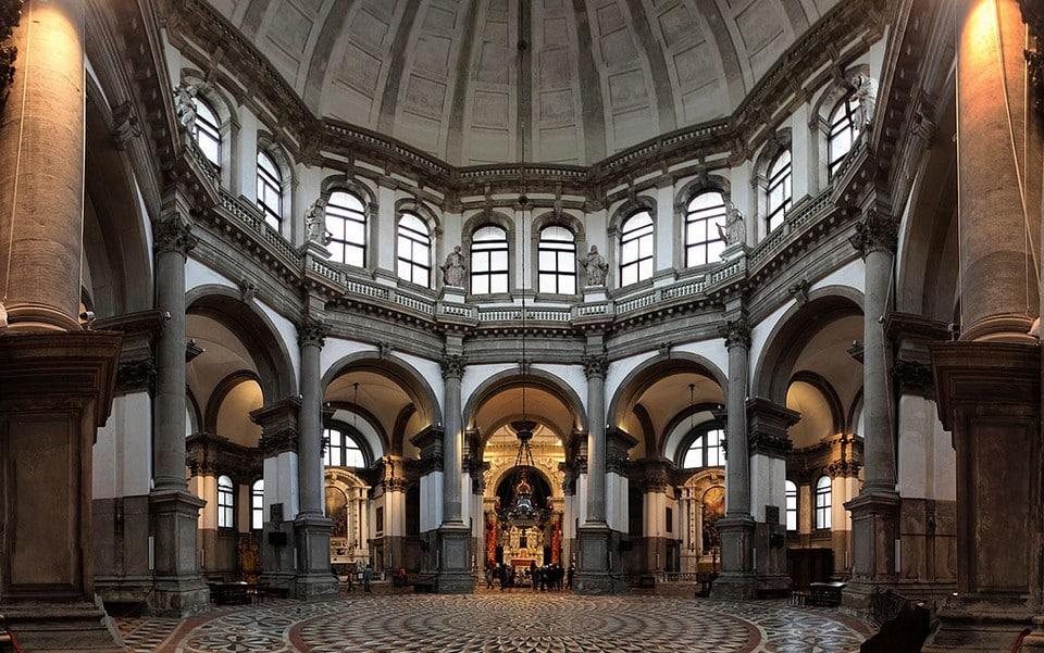 церковь Санта-Мария-делла-Салюте