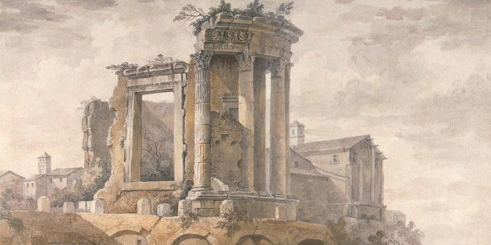 Храм Сивиллы в Тиволи