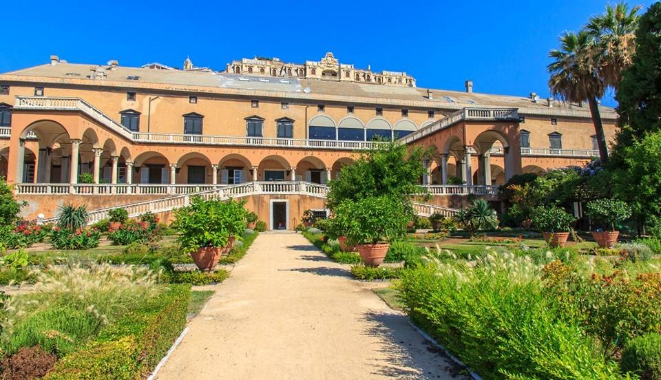 Княжеская вилла (Villa del Principe)