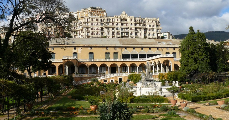 Дворец Андреа Дориа (Княжеская вилла)