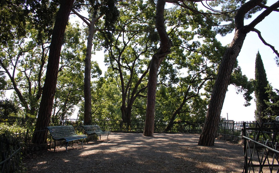 Парк Виллета-Ди-Негро