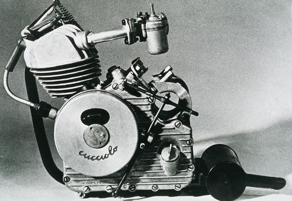 Послевоенный двигатель