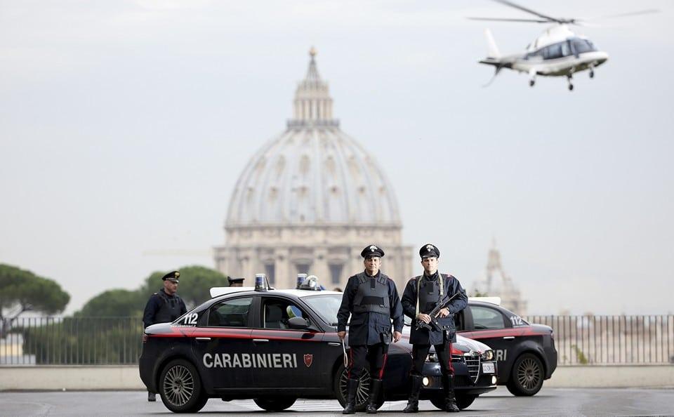 Карабинеры Италии
