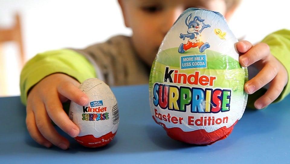 «Kinder-сюрприз»
