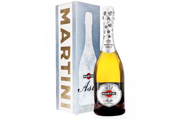Бутылка Мартини Асти