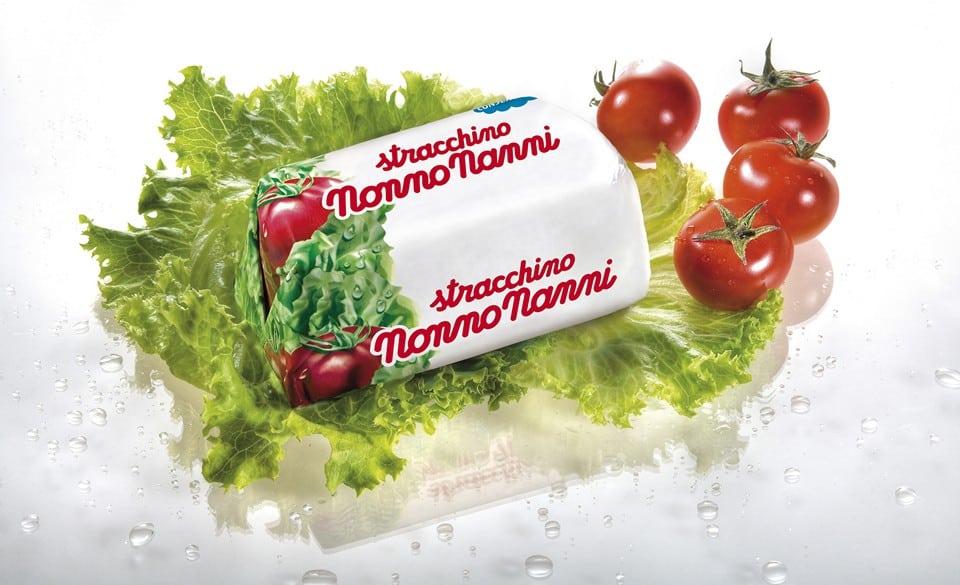 Мягкий итальянский сыр Страккино