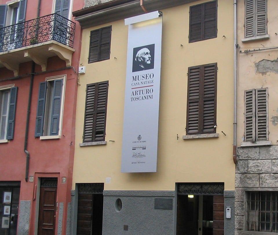 Дом-музей Артурио Тосканини