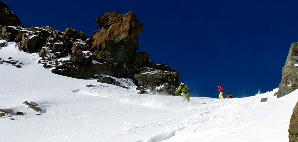 горнолыжный курорт Червинии