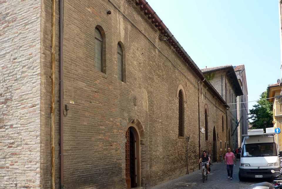 Фано, замок Малатеста