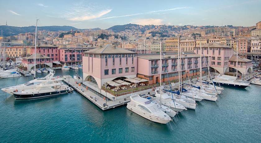Четырёхзвёздочный NH Collection Genova Marina