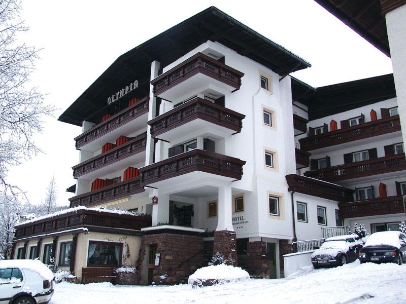 Отель Olympia 3*