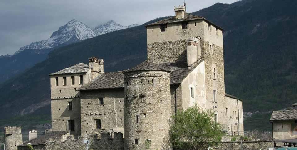 замок Верре