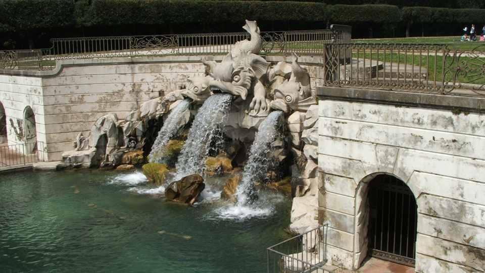 фонтаны Казерта
